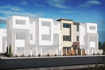 Multi Family for Sale at Newfield - Residence One Modeled 14332 Kabana Ln #1 Gardena, California 90247 United States