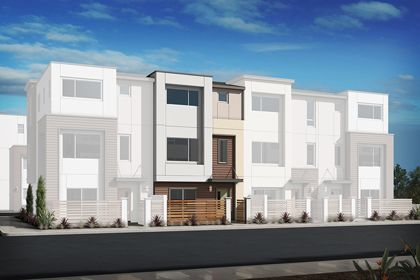 Multi Family for Sale at Newfield - Residence Two Modeled 14332 Kabana Ln #1 Gardena, California 90247 United States