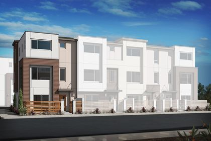 Multi Family for Sale at Newfield - Residence Three Modeled 14332 Kabana Ln #1 Gardena, California 90247 United States