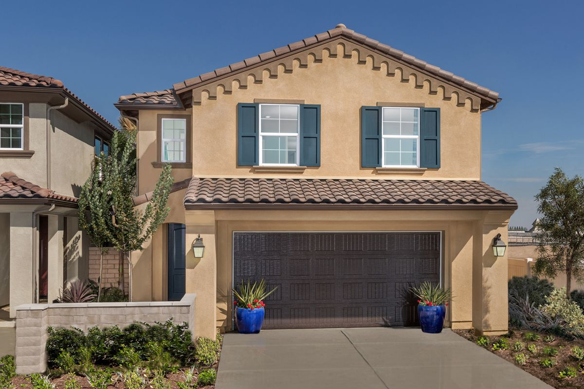 Single Family for Sale at Springtime At Harvest - Residence Four Modeled 838 Brynlee Pl. Upland, California 91786 United States