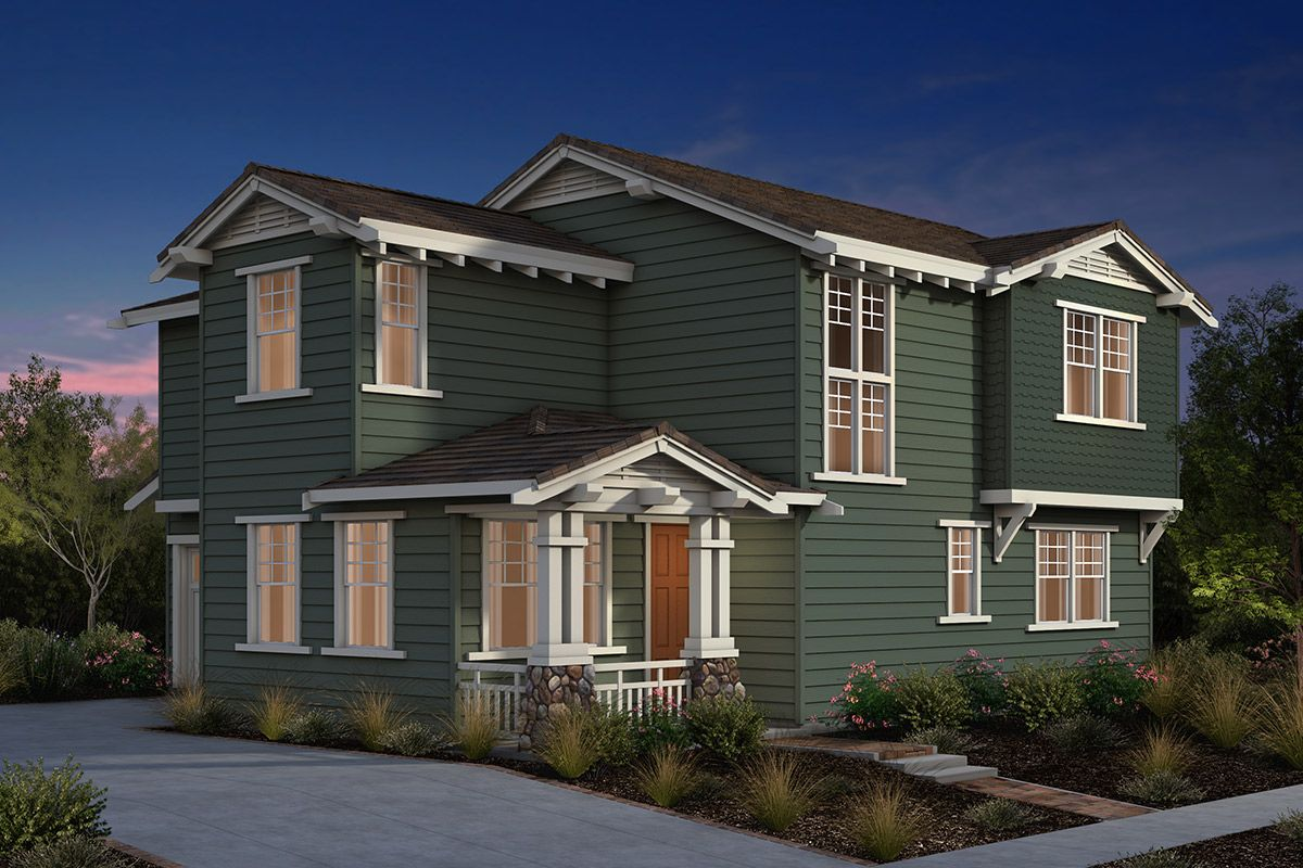Laurel at patterson ranch new homes in fremont ca by kb home for Laurel home