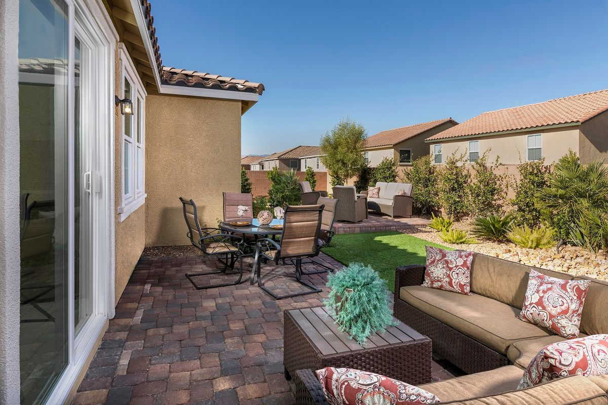 enclaves at inspirada new homes in henderson nv by kb home