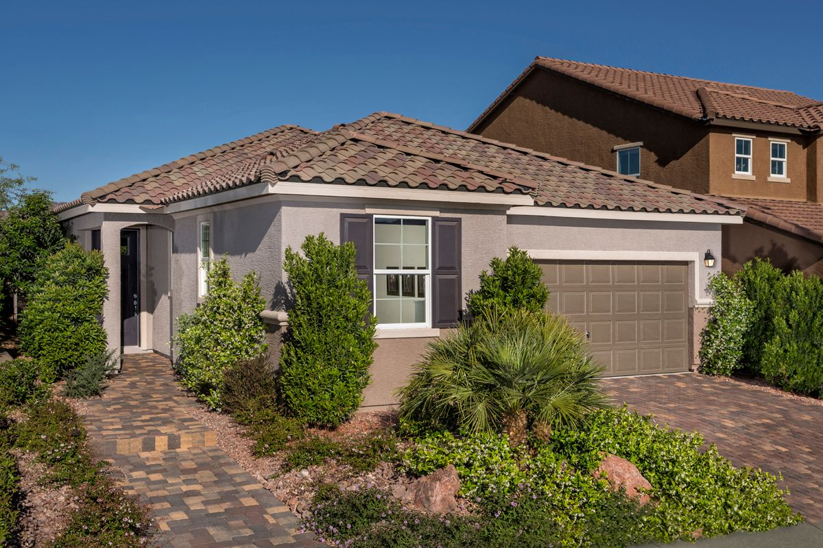 Single Family for Sale at Plan 3059 Modeled 685 Silver Pearl Street Manhattan, Nevada 89022 United States