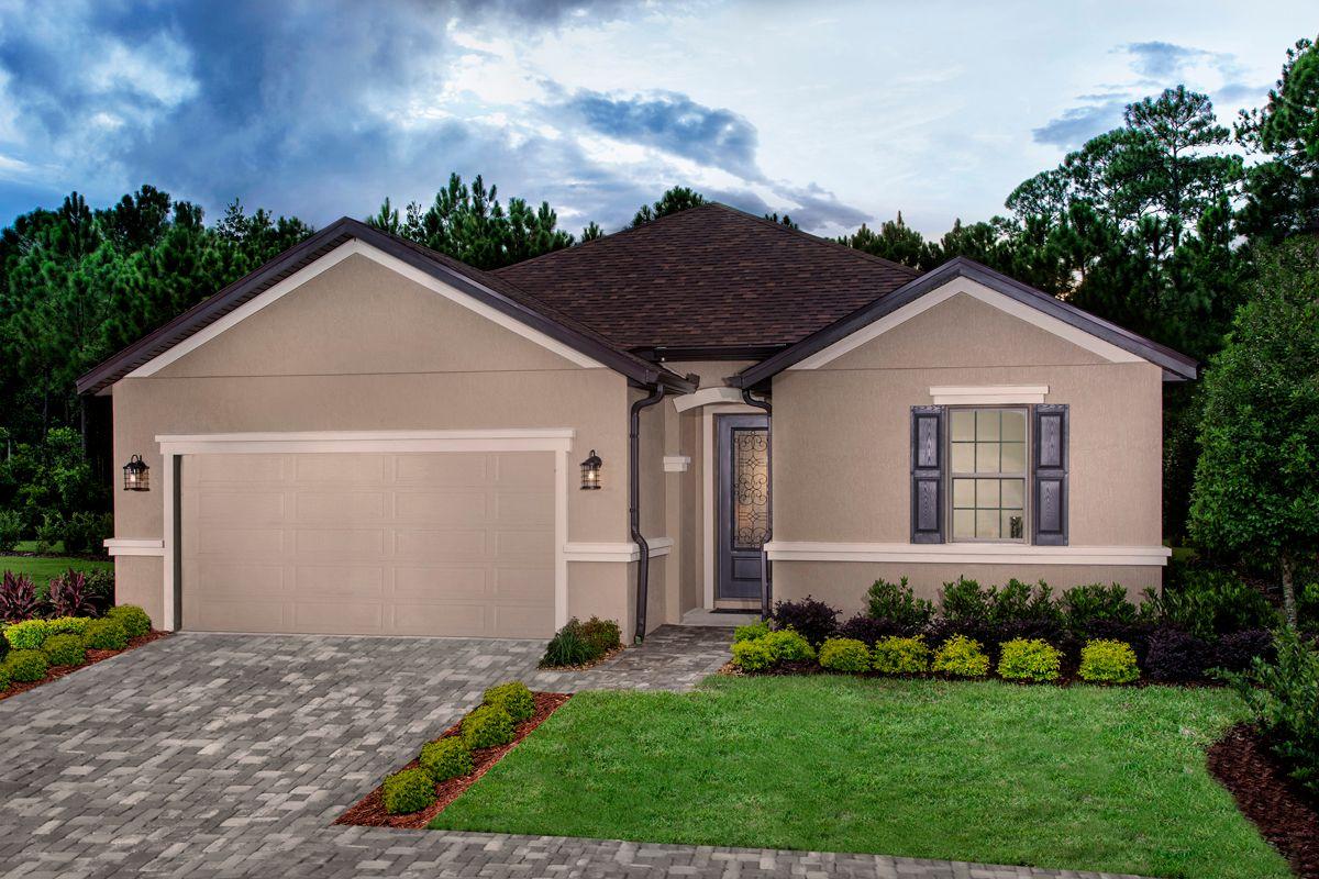 Single Family for Sale at The Kingsley 340 Tuscany Chase Drive Daytona Beach, Florida 32117 United States