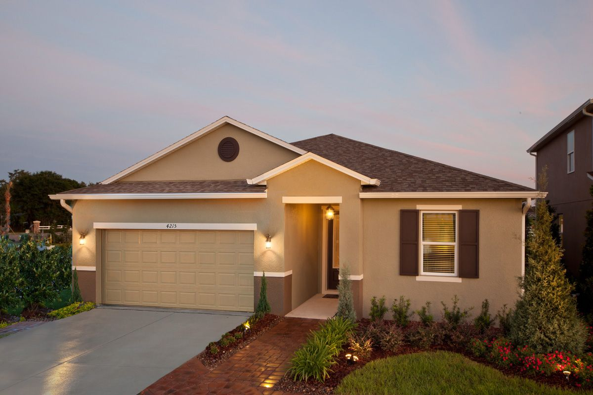 Sundance fields new homes in mulberry fl by kb home for Sundance house