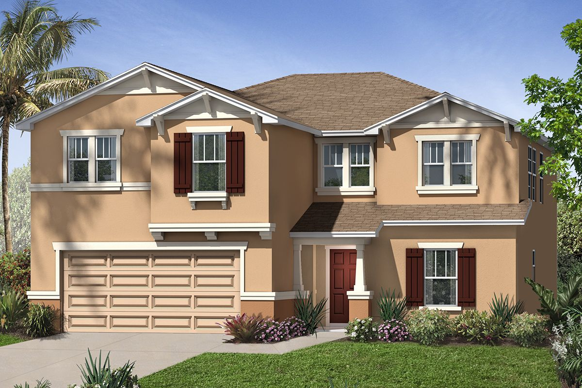 Single Family for Sale at Tuscany Woods - The Kingsley 101 Tuscany Bend St. Daytona Beach, Florida 32117 United States