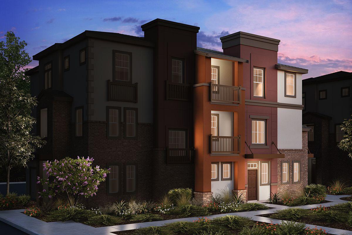 Apex at Berryessa Crossing, San Jose North, CA Homes & Land - Real Estate