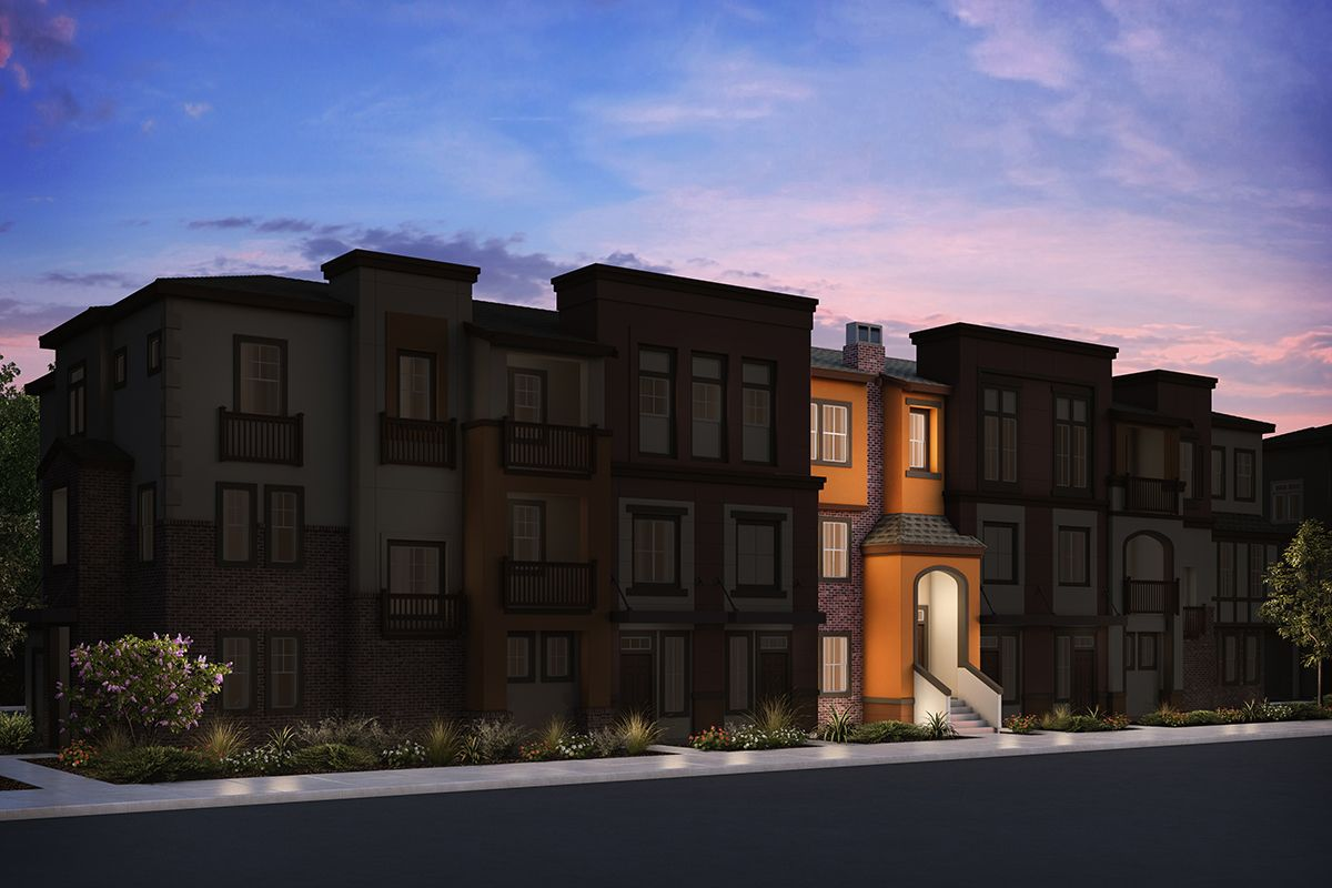 Apex at Berryessa Crossing, San Jose North, CA Homes & Land - Real Estate