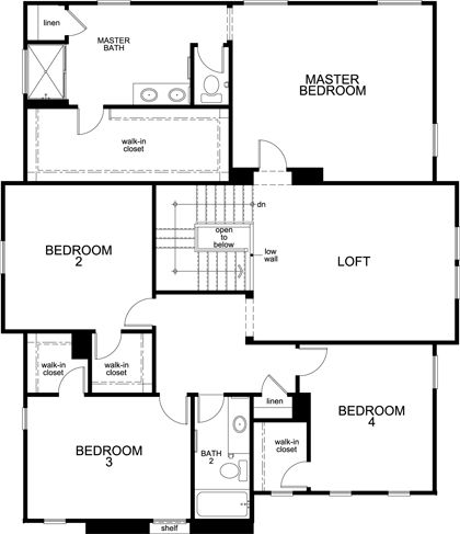KB Home Bella Cortina Residence Five Modeled1440516 Moreno