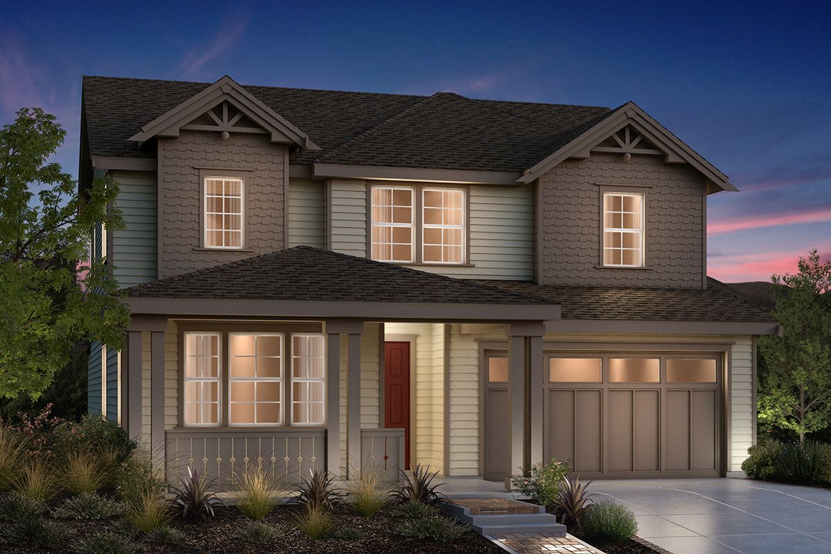 Single Family for Sale at Bridgepoint At Patterson Ranch - Plan 4 5298 Rancho Del Norte Fremont, California 94555 United States
