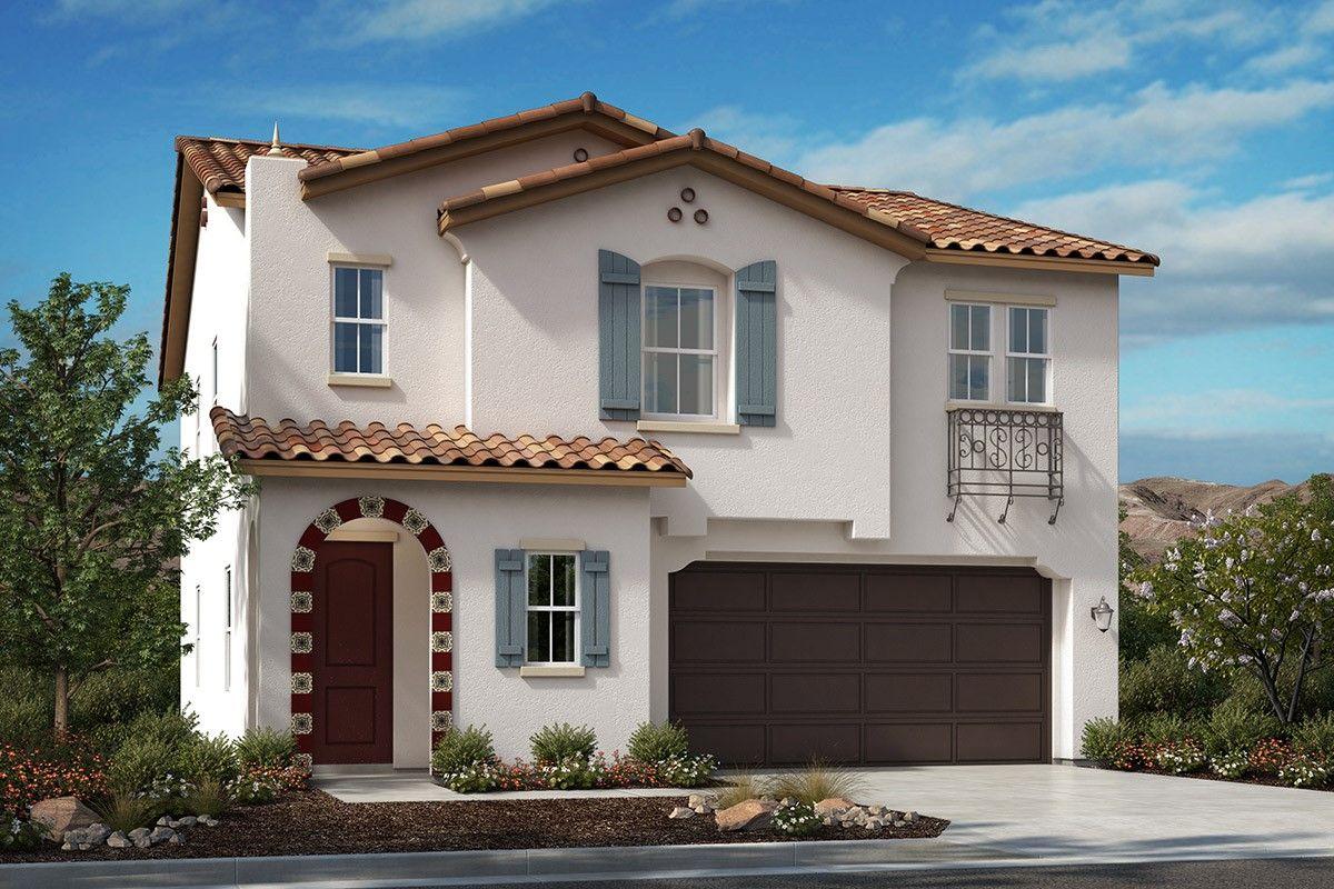 Unique la famille pour l Vente à Sorrel At Terramor - Residence Five Modeled 24718 Branch Ct. Corona, California 92883 United States