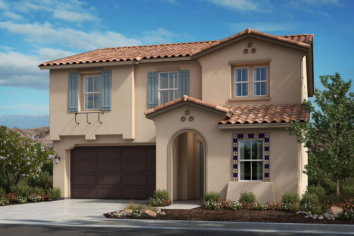 Unique la famille pour l Vente à Caraway At Terramor - Residence Four Modeled 24719 Branch Ct. Corona, California 92883 United States