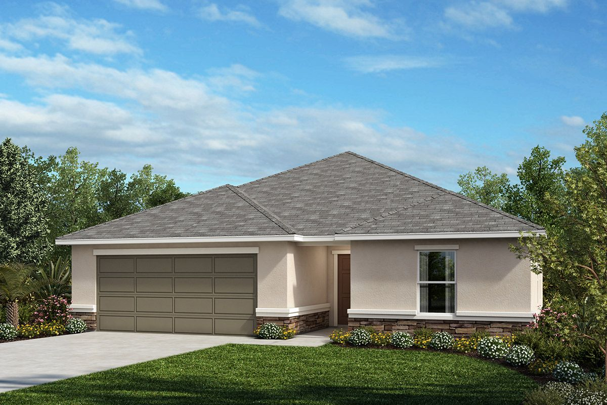 Photo of Plan 1989 Modeled in Winter Haven, FL 33881