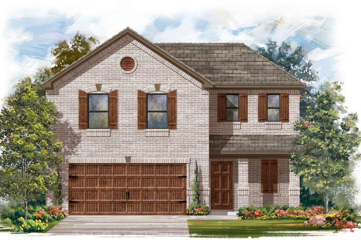kb home sunrise villas e 1694 1400524 round rock tx