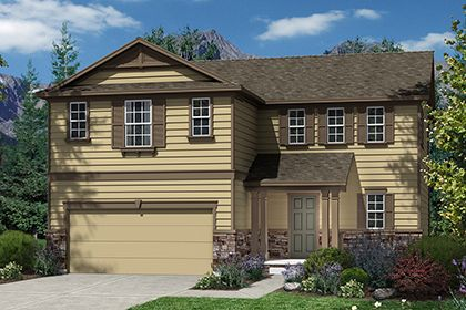 Single Family for Sale at Sweetgrass - Heritage Collection - Julesburg 2188 3162 Sweetgrass Pkwy. Dacono, Colorado 80514 United States