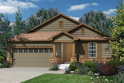 Single Family for Sale at Sweetgrass - Legacy Collection - Birch 1565 3162 Sweetgrass Parkway Dacono, Colorado 80514 United States
