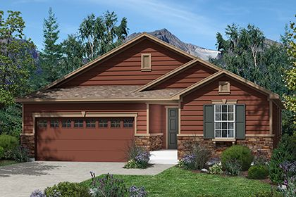 Single Family for Sale at Sweetgrass - Heritage Collection - Conifer 1846 3162 Sweetgrass Pkwy. Dacono, Colorado 80514 United States