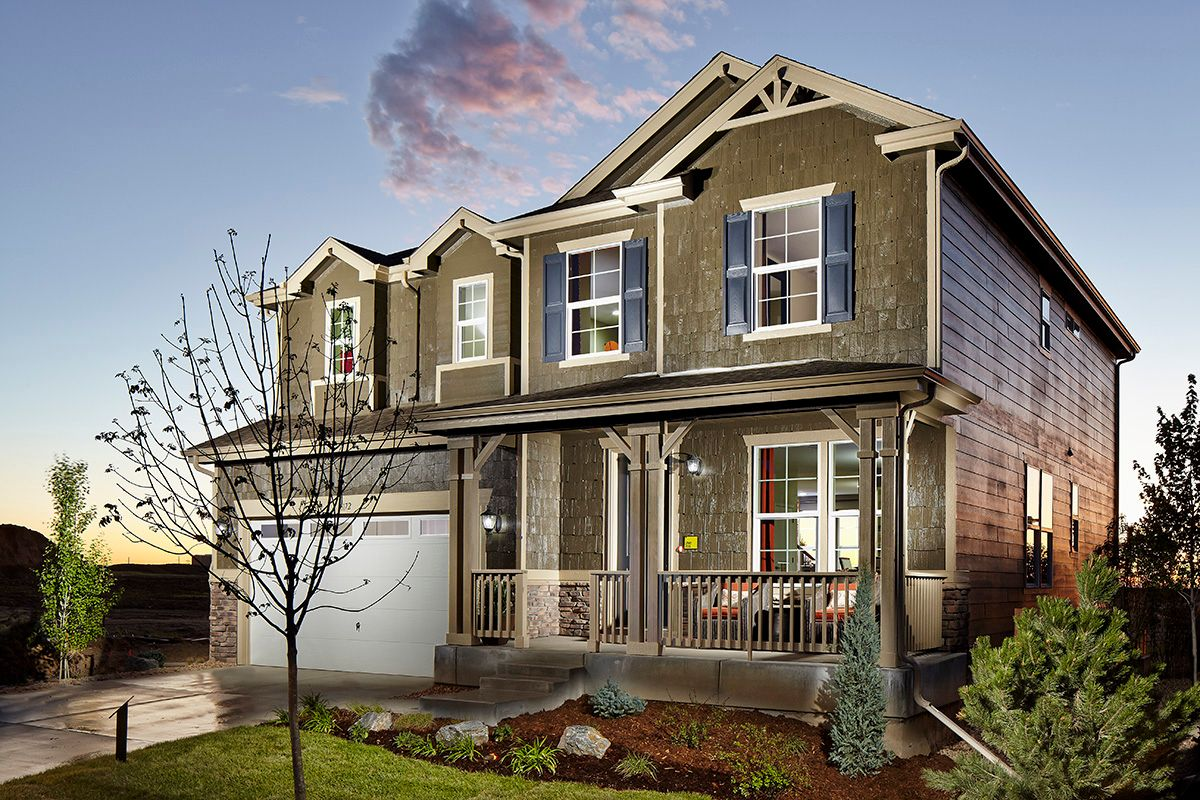 Single Family for Sale at Hawthorn (Modeled) 1942 4804 Wildflower Place Dacono, Colorado 80514 United States