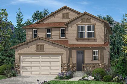 Single Family for Sale at The Reserve At Ponderosa Ridge - Kittredge 2195 7798 S Flat Rock Court Aurora, Colorado 80016 United States