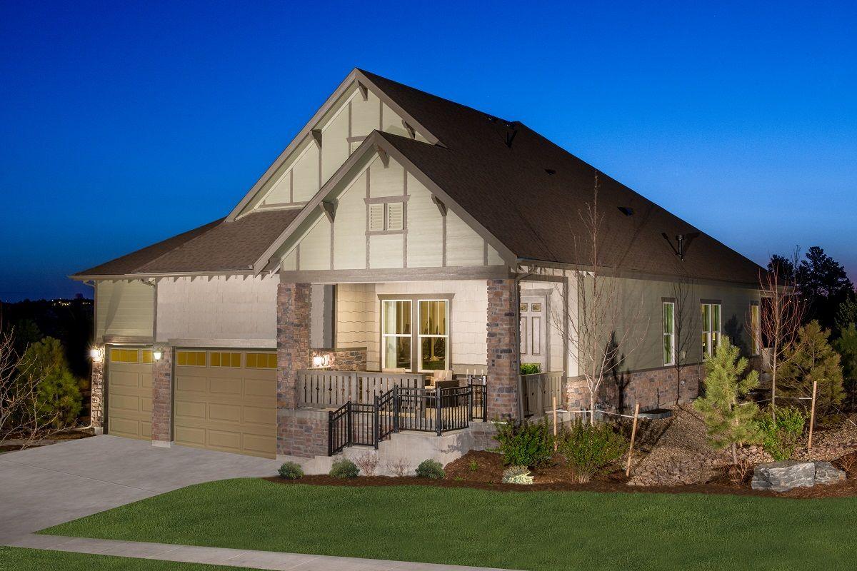 Single Family for Sale at Moreto 3042 8088 S. Elk Way Aurora, Colorado 80016 United States