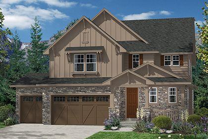 Single Family for Sale at The Estates At Trailside - Moreto 3042 15743 Elizabeth Cir. W. Thornton, Colorado 80602 United States