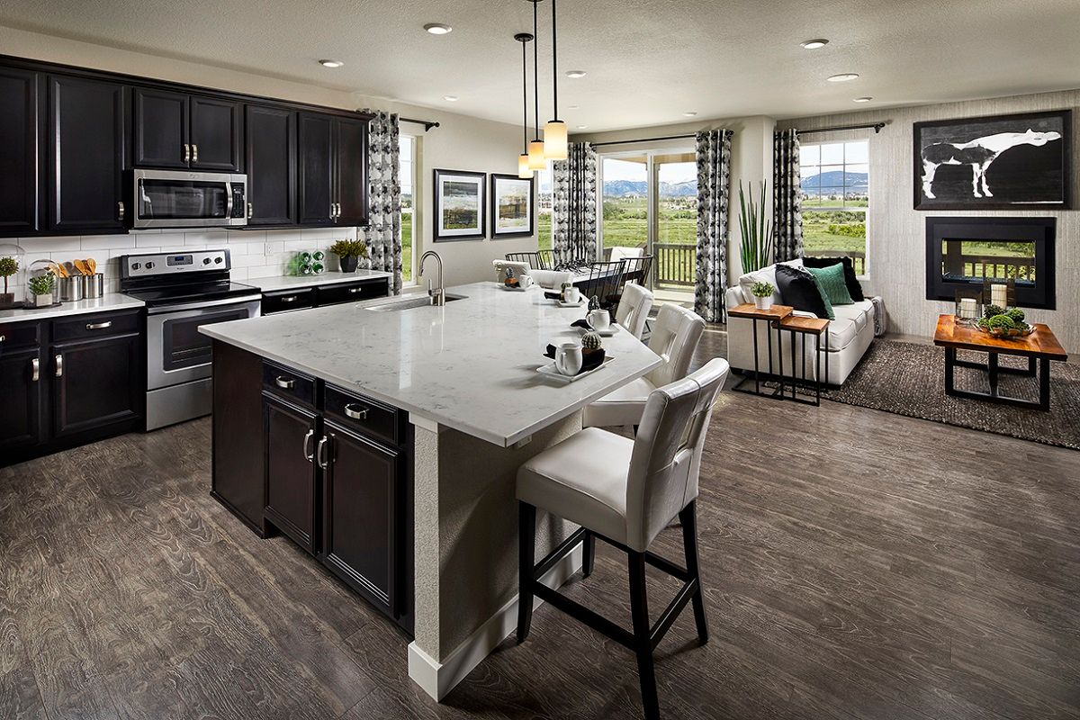 Single Family for Sale at Crestview 1716 Modeled 2065 Sicily Circle Longmont, Colorado 80503 United States