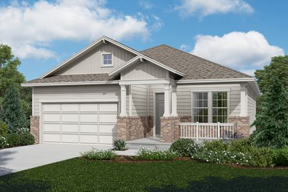 Single Family for Sale at The Reserve At Somerset Meadows - Cottonwood 1685 2010 Sicily Cir. Longmont, Colorado 80503 United States