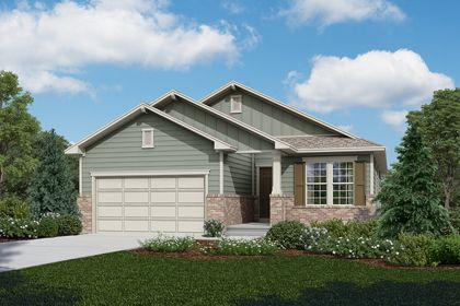 Single Family for Active at The Reserve At Somerset Meadows - Chaucer 1818 2010 Sicily Cir. Longmont, Colorado 80503 United States