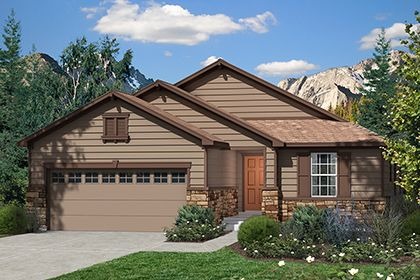 kb home sweetgrass legacy collection kremmling 2335