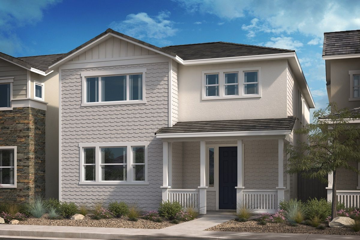 Single Family for Active at Edgemont - Residence 3 Modeled 1111 S. Thorson Ave. Compton, California 90221 United States