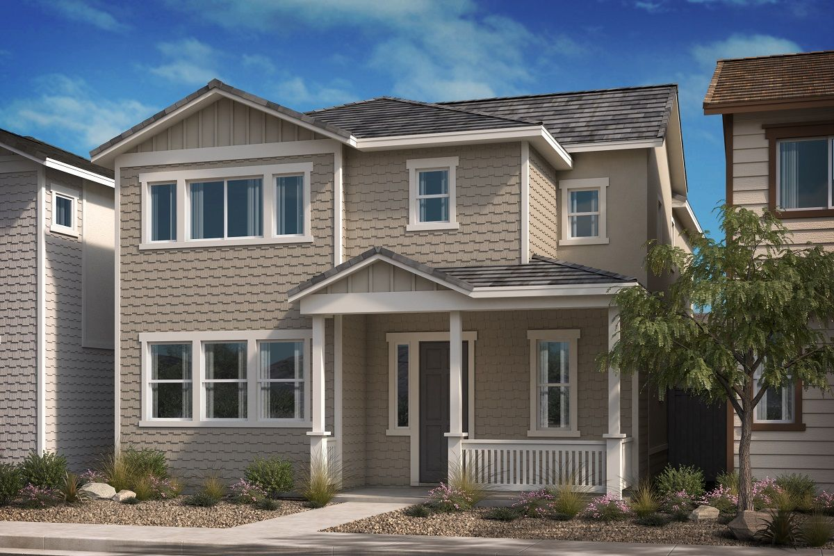 Single Family for Active at Edgemont - Residence 4 1111 S. Thorson Ave. Compton, California 90221 United States