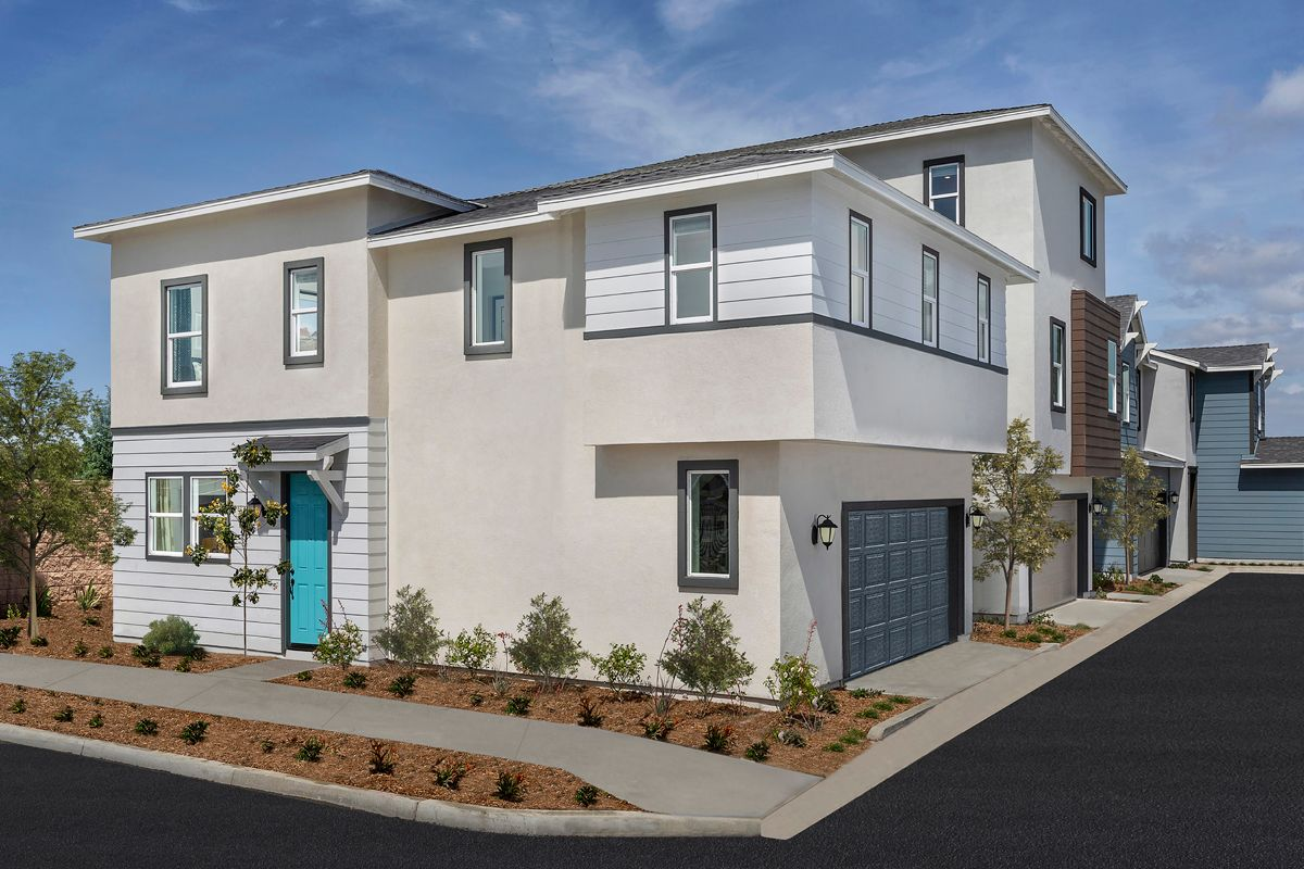 Single Family for Active at Villas At Harbor Pointe - Residence 1530 Modeled 24502 Normandie Ave. Harbor City, California 90710 United States