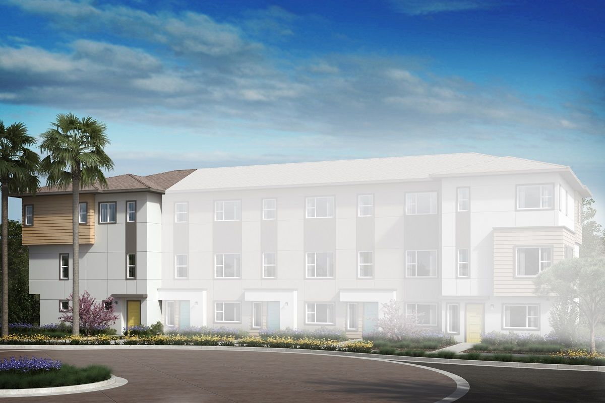 Single Family for Active at Cottages At Harbor Pointe - Residence 1376 Modeled 24500 Normandie Ave. Harbor City, California 90710 United States