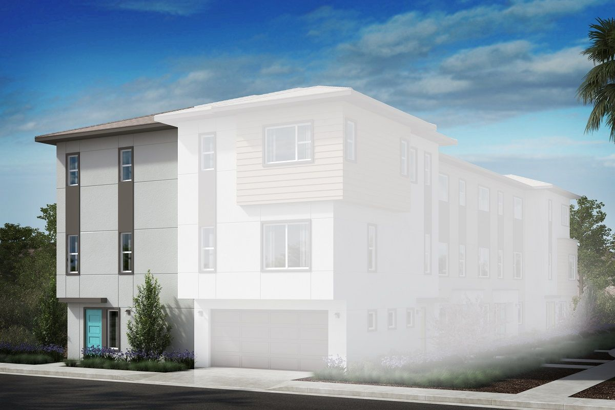 Single Family for Active at Cottages At Harbor Pointe - Residence 1397 24500 Normandie Ave. Harbor City, California 90710 United States