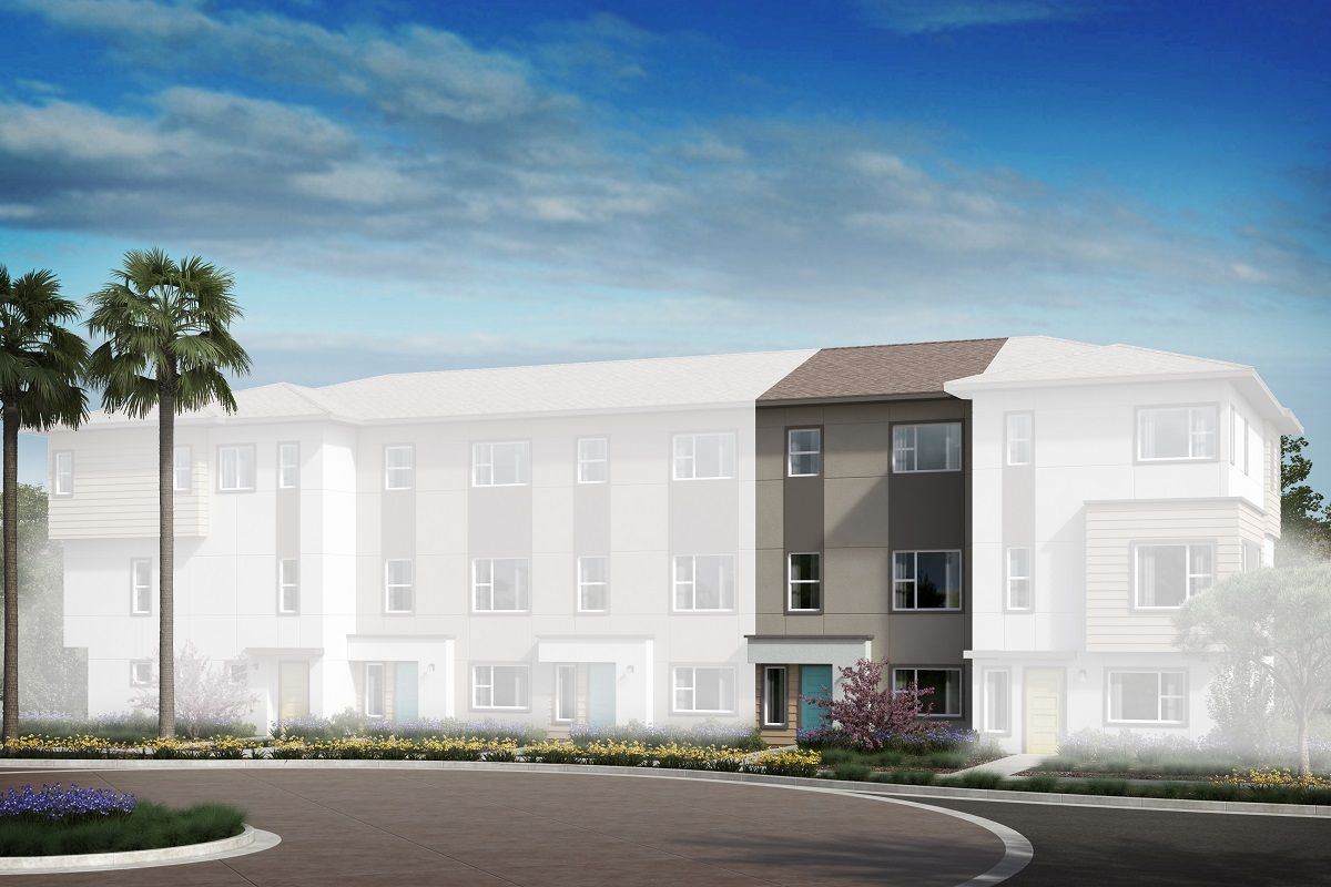 Single Family for Active at Cottages At Harbor Pointe - Residence 1829 Modeled 24500 Normandie Ave. Harbor City, California 90710 United States