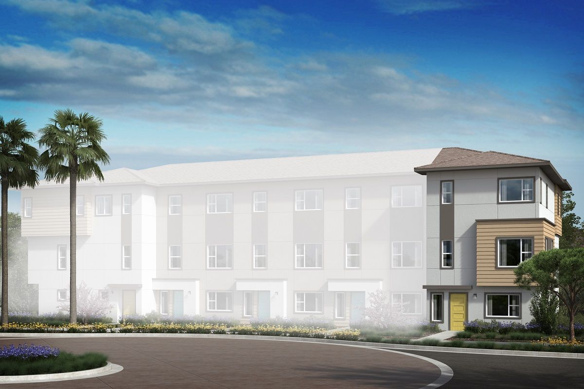 Single Family for Active at Cottages At Harbor Pointe - Residence 2119 24500 Normandie Ave. Harbor City, California 90710 United States