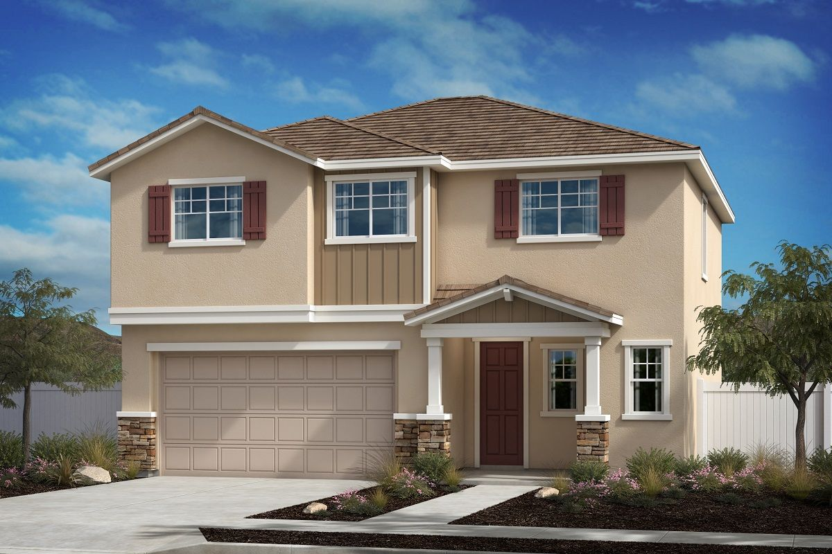 Single Family for Active at Sagecrest - Residence 2 11644 N. Amsterdam Ln. Lake View Terrace, California 91342 United States