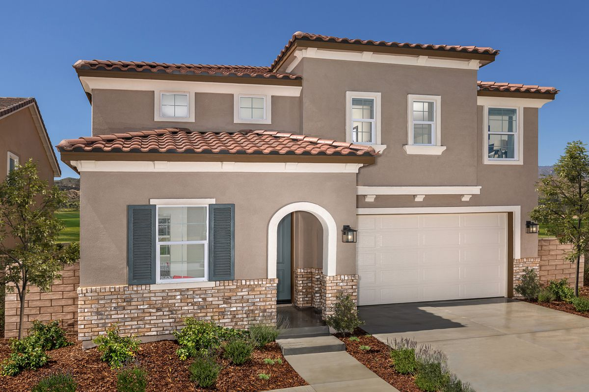 Single Family for Active at Wildflower At Harvest At Limoneira - Residence 2377 Modeled 356 Autumn Path Ln. Santa Paula, California 93060 United States