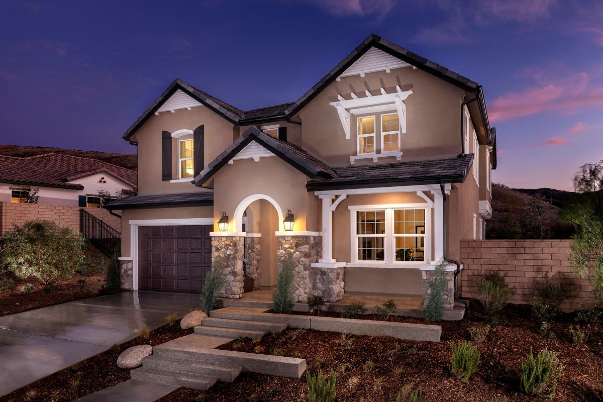 Single Family for Active at Arroyo Vista At The Woodlands - Residence 2852 Modeled 3434 Aspen Street Simi Valley, California 93065 United States