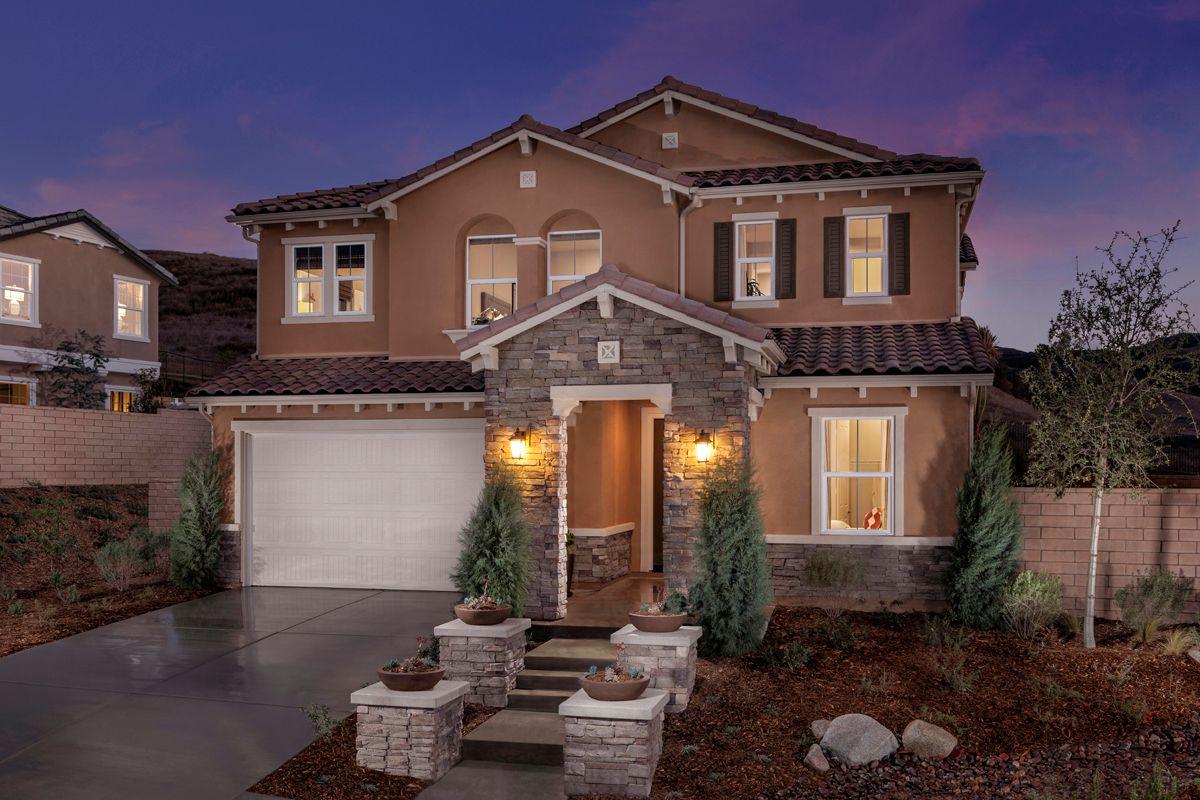 Single Family for Sale at Residence 3292 467 White Bark Lane Simi Valley, California 93065 United States