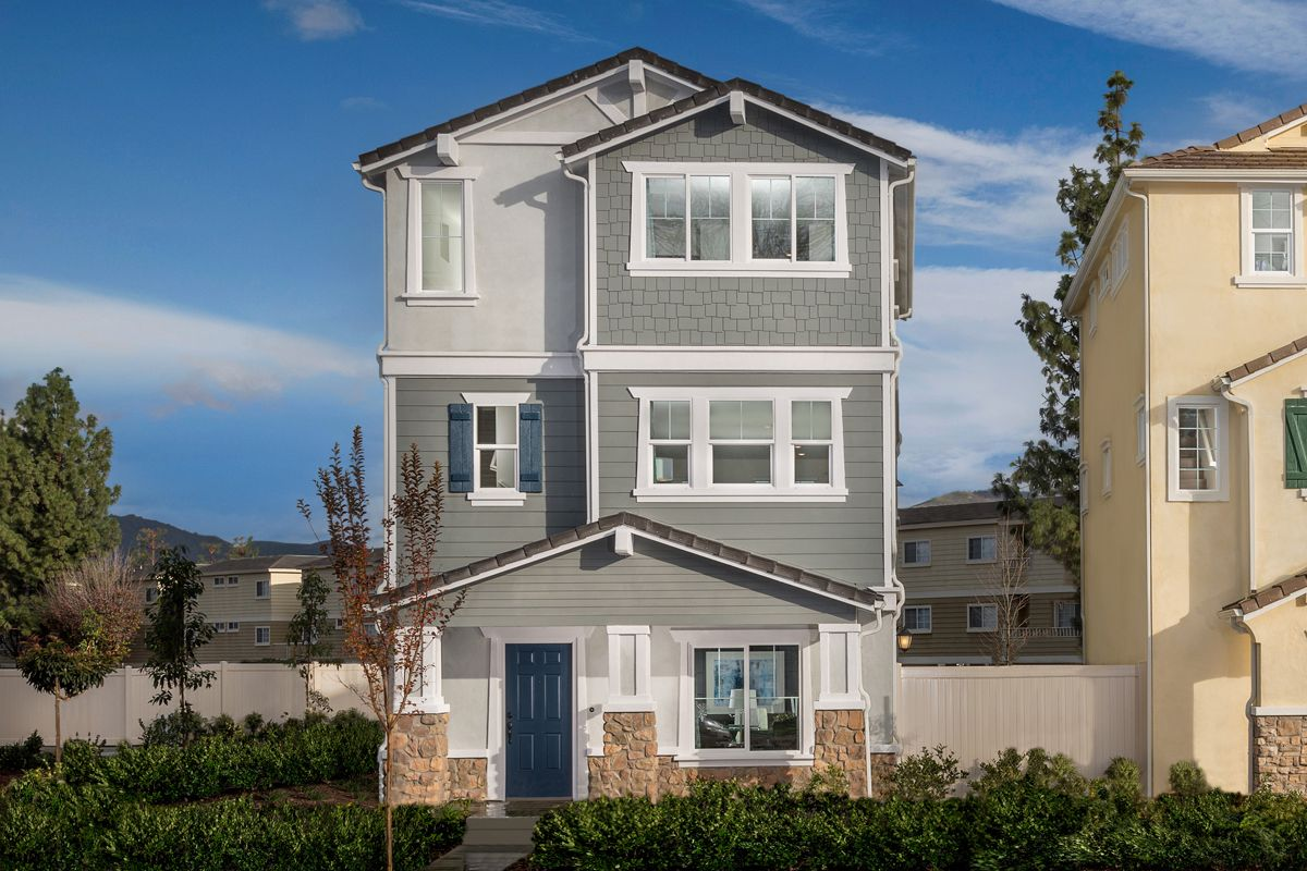 Single Family for Sale at Residence Two Modeled 9117 Foster Lane Chatsworth, California 91311 United States