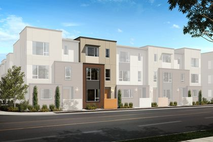 Single Family for Sale at Centerpointe - Residence One Modeled 10716 Paramount Blvd. Downey, California 90241 United States