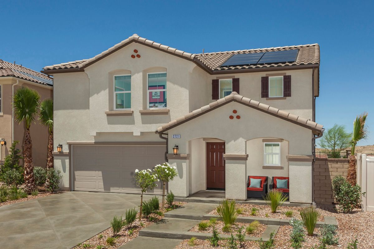 Single Family for Sale at Residence Two 2607 Candleberry Way Palmdale, California 93551 United States