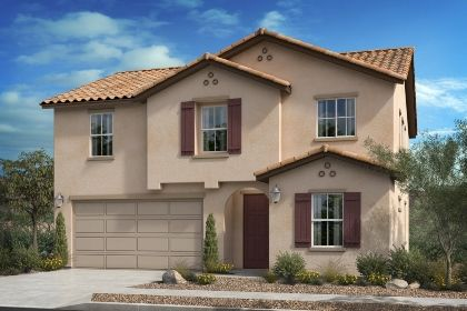 Single Family for Sale at Falcon Ridge - Residence Five 15752 Shasta Ln. Victorville, California 92394 United States