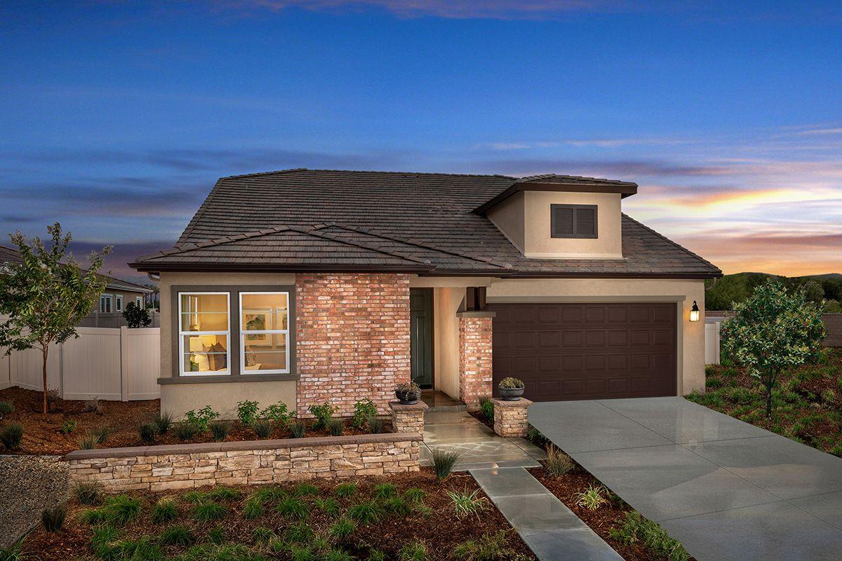 Single Family for Active at Citrus Glen - Residence 2438 Modeled 26631 Meyer St. Redlands, California 92373 United States