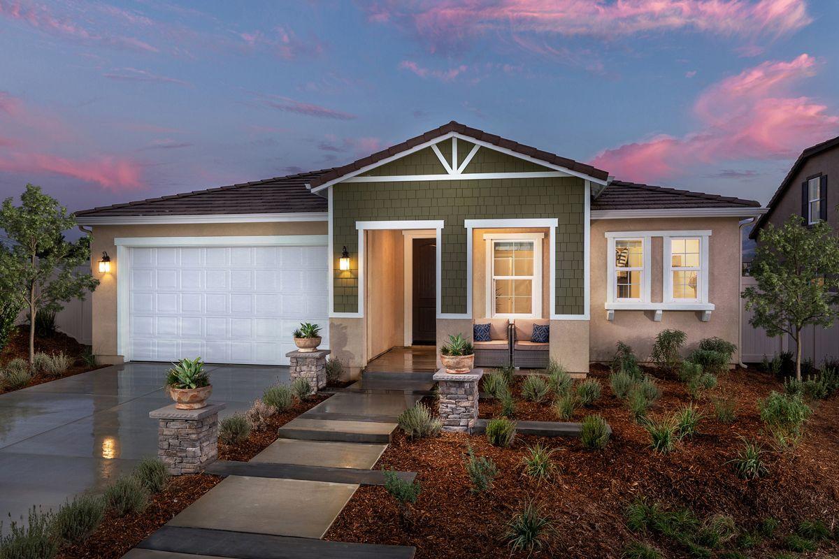 Single Family for Active at Citrus Glen - Residence 2507 Modeled 26631 Meyer St. Redlands, California 92373 United States