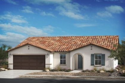 Single Family for Sale at Falcon Ridge - Residence Four 15752 Shasta Ln. Victorville, California 92394 United States