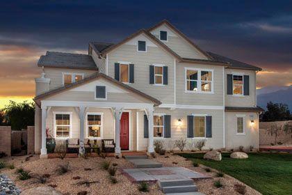Single Family for Sale at La Ventana - Residence 4506 5072 S. Secret Garden Ln. Ontario, California 91764 United States
