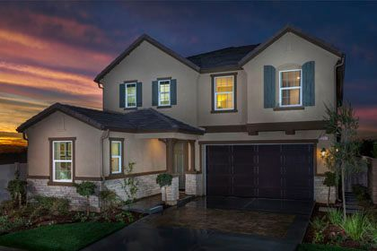 Single Family for Sale at Margate At Park Place - Residence Three 5072 S. Secret Garden Ln. Ontario, California 91764 United States