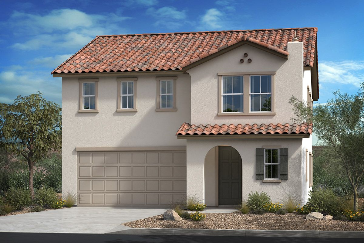 Single Family for Sale at Margate At Park Place - Residence Four 5072 S. Secret Garden Ln. Ontario, California 91764 United States